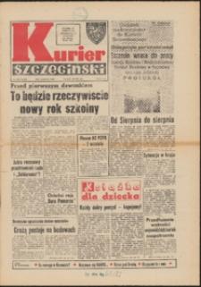 Kurier Szczeciński. 1981 nr 164 wyd.AB