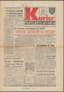 Kurier Szczeciński. 1981 nr 169 wyd.AB