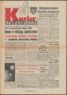 Kurier Szczeciński. 1981 nr 184 wyd.AB