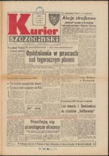 Kurier Szczeciński. 1981 nr 18 wyd.AB