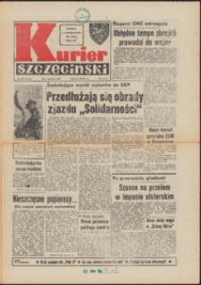 Kurier Szczeciński. 1981 nr 191 wyd.AB