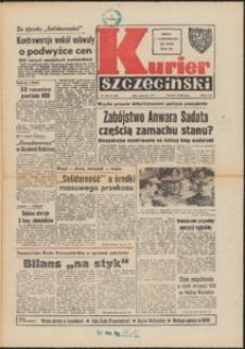 Kurier Szczeciński. 1981 nr 192 wyd.AB