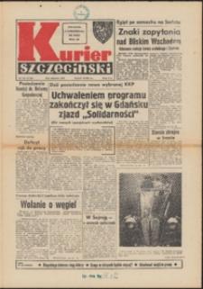 Kurier Szczeciński. 1981 nr 193 wyd.AB