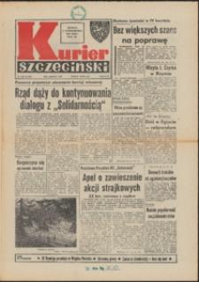 Kurier Szczeciński. 1981 nr 196 wyd.AB