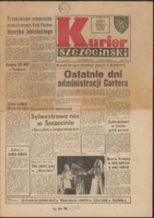 Kurier Szczeciński. 1981 nr 1 wyd.AB