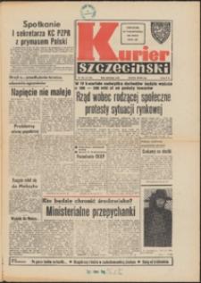 Kurier Szczeciński. 1981 nr 203 wyd.AB