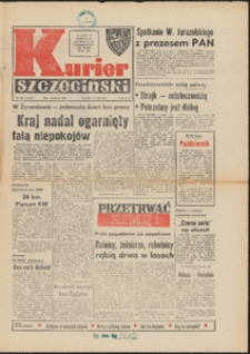 Kurier Szczeciński. 1981 nr 204 wyd.AB