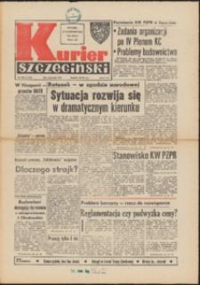 Kurier Szczeciński. 1981 nr 206 wyd.AB