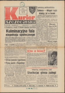 Kurier Szczeciński. 1981 nr 207 wyd.AB