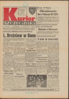 Kurier Szczeciński. 1981 nr 225 wyd.AB
