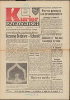 Kurier Szczeciński. 1981 nr 226 wyd.AB