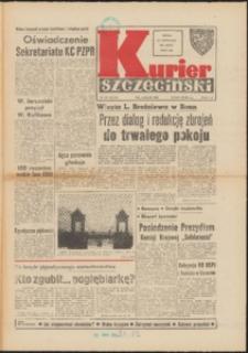 Kurier Szczeciński. 1981 nr 227 wyd.AB