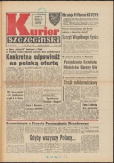 Kurier Szczeciński. 1981 nr 229 wyd.AB