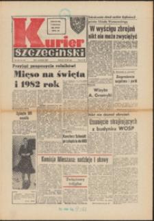 Kurier Szczeciński. 1981 nr 233 wyd.AB