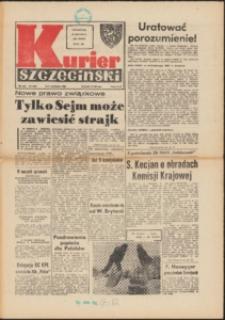 Kurier Szczeciński. 1981 nr 238 wyd.AB