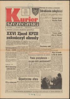 Kurier Szczeciński. 1981 nr 43 wyd.AB