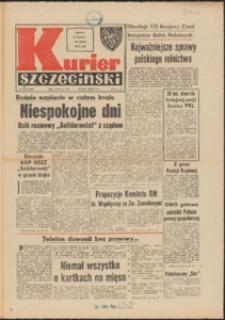Kurier Szczeciński. 1981 nr 57 wyd.AB