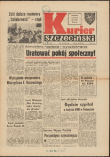 Kurier Szczeciński. 1981 nr 58 wyd.AB