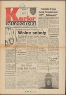 Kurier Szczeciński. 1981 nr 5 wyd.AB