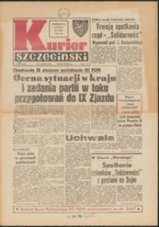 Kurier Szczeciński. 1981 nr 60 wyd.AB