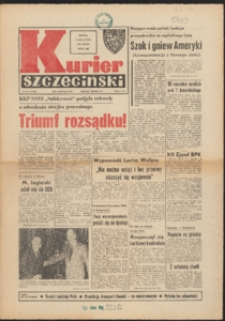 Kurier Szczeciński. 1981 nr 62 wyd.AB