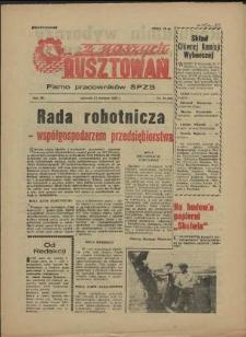 Z Naszych Rusztowań. R.3, 1956 nr 20