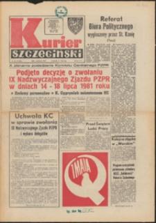 Kurier Szczeciński. 1981 nr 82 wyd.AB