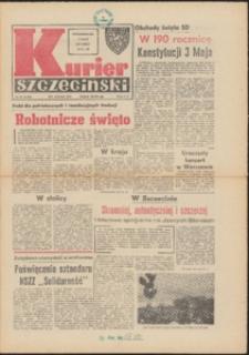 Kurier Szczeciński. 1981 nr 83 wyd.AB