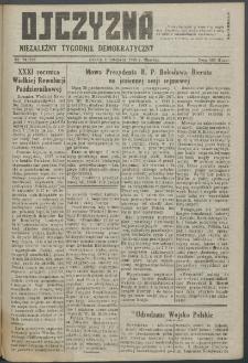 Ojczyzna : niezależny tygodnik demokratyczny. 1948 nr 105