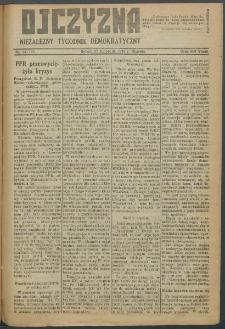 Ojczyzna : niezależny tygodnik demokratyczny. 1948 nr 108