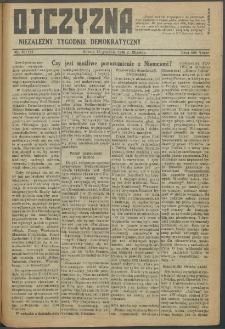 Ojczyzna : niezależny tygodnik demokratyczny. 1948 nr 111