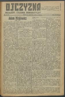 Ojczyzna : niezależny tygodnik demokratyczny. 1948 nr 115