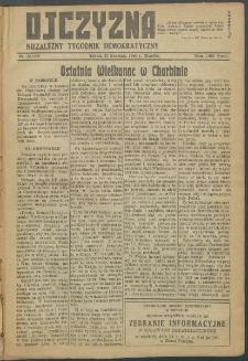 Ojczyzna : niezależny tygodnik demokratyczny. 1949 nr 129