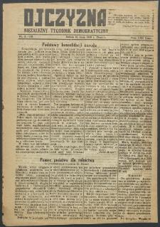 Ojczyzna : niezależny tygodnik demokratyczny. 1949 nr 133