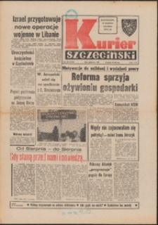 Kurier Szczeciński. 1982 nr 148 wyd.AB