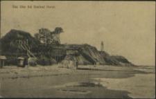 Das Ufer bei Seebad Horst