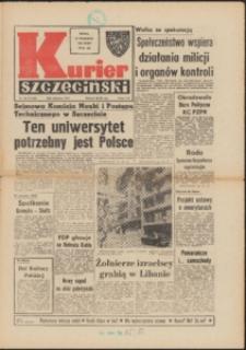 Kurier Szczeciński. 1982 nr 180 wyd.AB
