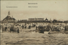 Swinemünde, Konversationshaus, Städtisches Kurhaus