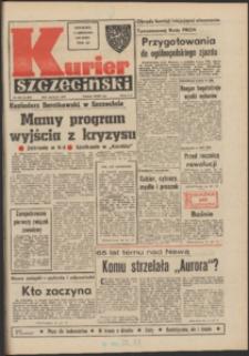 Kurier Szczeciński. 1982 nr 205 wyd.AB