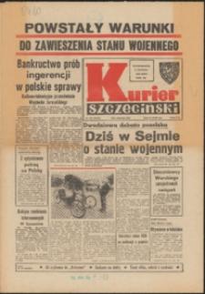 Kurier Szczeciński. 1982 nr 232 wyd.AB