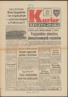 Kurier Szczeciński. 1982 nr 57 wyd.AB
