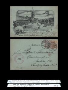 Kolekcja oryginalnych pocztówek Dębna lata 1897-1945 dar Burkhard Regenberg