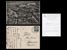 Kolekcja oryginalnych pocztówek Dębna lata 1898-1945 dar Raimund Franz