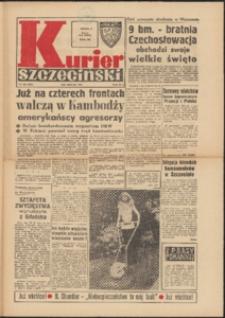 Kurier Szczeciński. 1970 nr 105 wyd.AB
