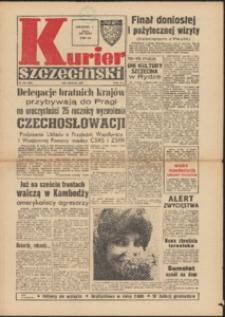 Kurier Szczeciński. 1970 nr 106 wyd.AB