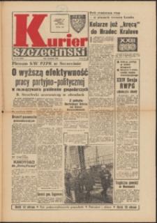 Kurier Szczeciński. 1970 nr 113 wyd.AB + dod. Ćwierć wieku w służbie konsumenta