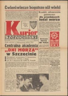 Kurier Szczeciński. 1970 nr 143 wyd.AB