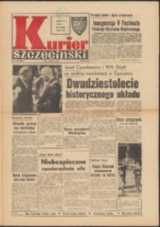 Kurier Szczeciński. 1970 nr 156 wyd.AB