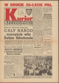 Kurier Szczeciński. 1970 nr 169 wyd.AB