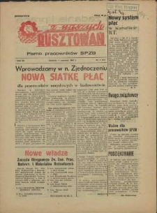 Z Naszych Rusztowań. R.4, 1957 nr 7